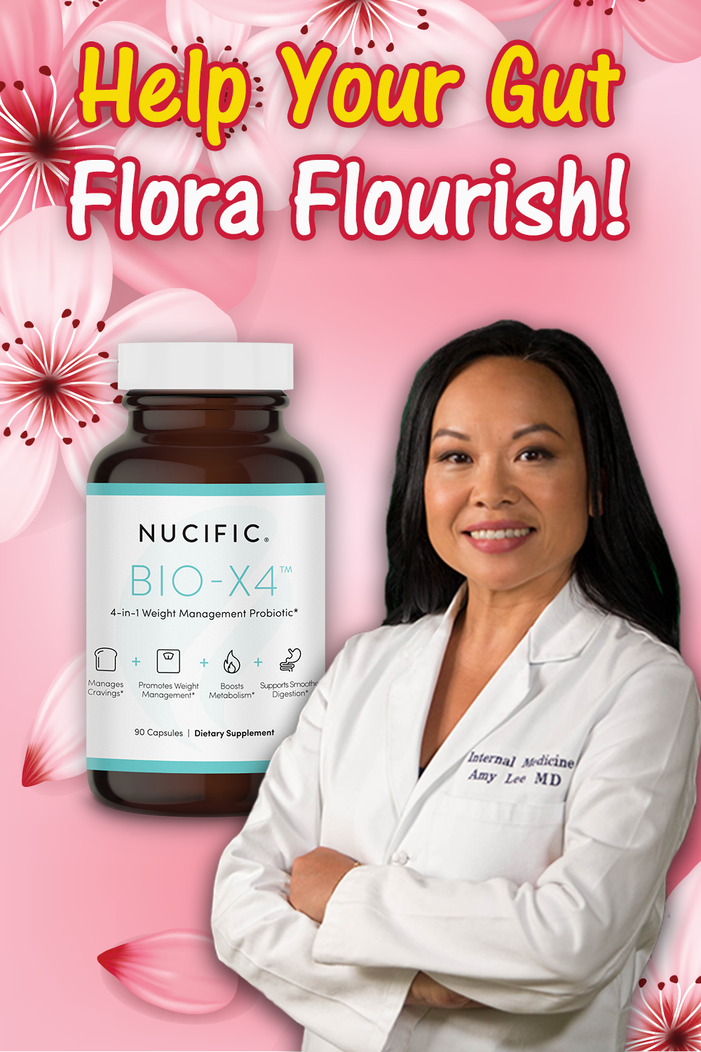 Let Your Friendly Gut Bacteria Thrive For The Healthy Metabolism And Energy You Deserve Bariatric Healthy Metabolism Metabolism