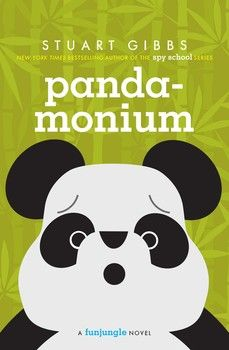 PANDA-MONIUM Stuart Gibbs Teddy Fitzroy returns as FunJungle's resident sleuth when the zoo's newest addition goes missing—before she even arrives!—in Panda-monium, the latest... http://www.simonandschuster.net/books/Panda-monium/Stuart-Gibbs/FunJungle/9781481445672