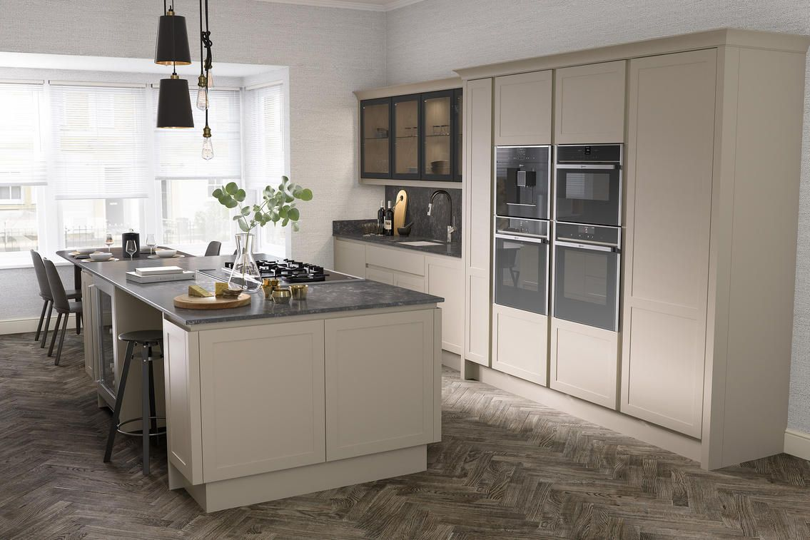 For Many Cooking Is The Best Way To Relax And What Better Way To Do It Than In A Beautiful Second Nature Handleless Kitchen Kitchen Design Complete Kitchens