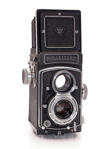 Rolleicord Vb