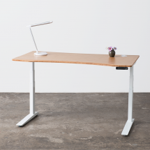 Jarvis Bamboo Standing Desk Office Furniture Standing Desk Best Standing Desk Adjustable Standing Desk