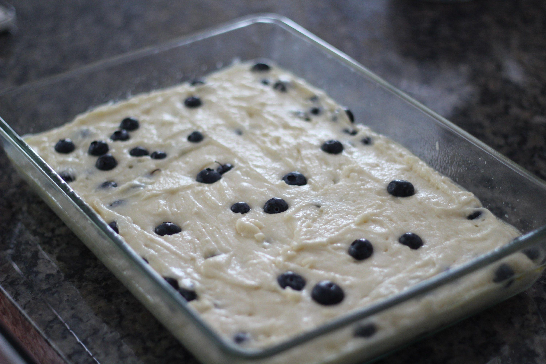 Blueberry mochi cake mochi cake healthy desserts