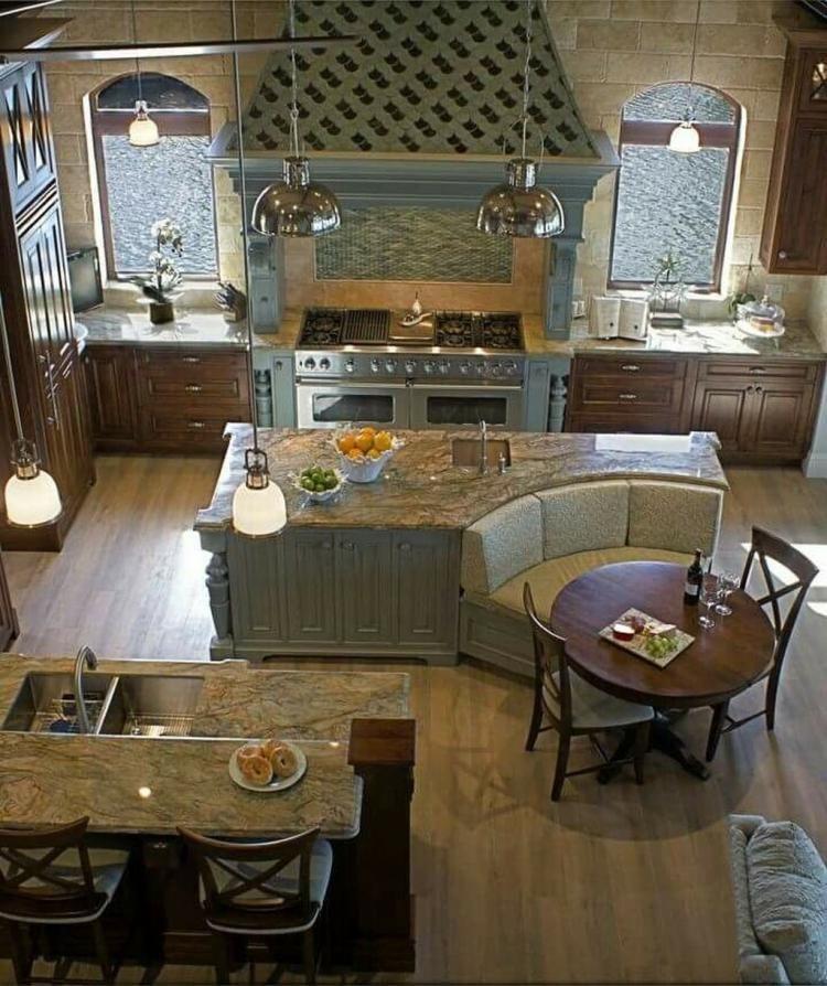 Photo of 35+ Exciting Farmhouse Kitchen Island Decor Ideas
