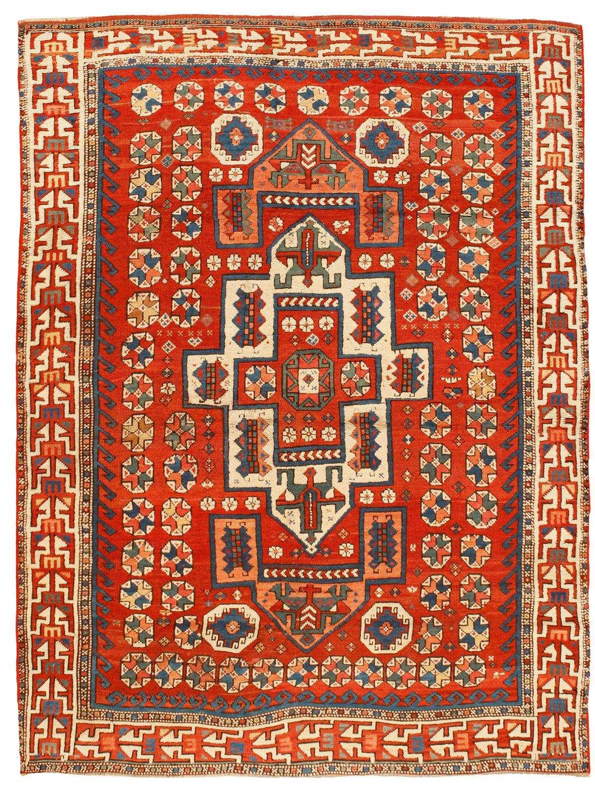 Turkish Bergama Carpet 19th C Rugs