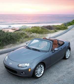 Mazda Mx 5 Decapotable Voiture Belle Voiture