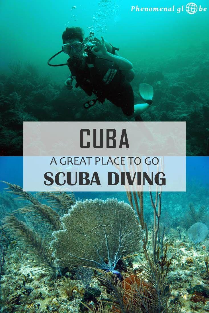 Cuba: A Great Place To Go Scuba Diving
