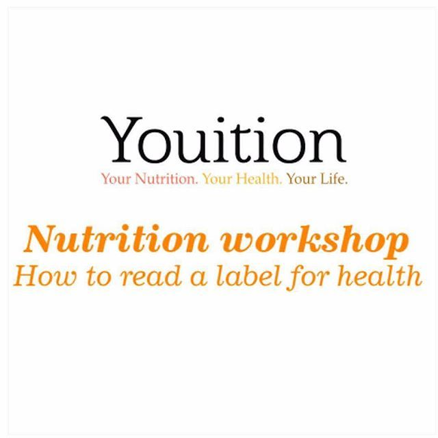 Sept 2 6:30-8:30pm: Nutrition Workshop at Urban Bistro! Caroline - founder of Youition a not-for-profit medical nutrition company will be hosting a workshop at @urbandubai on Wednesday 2nd September 6.30-8.30pm! 'How to read a label for health' | The workshop is 250AED with a beverage and take home resources! Make your booking now at reservation@urbanbistro.ae or call 043624330! @youition  www.you-ition.com