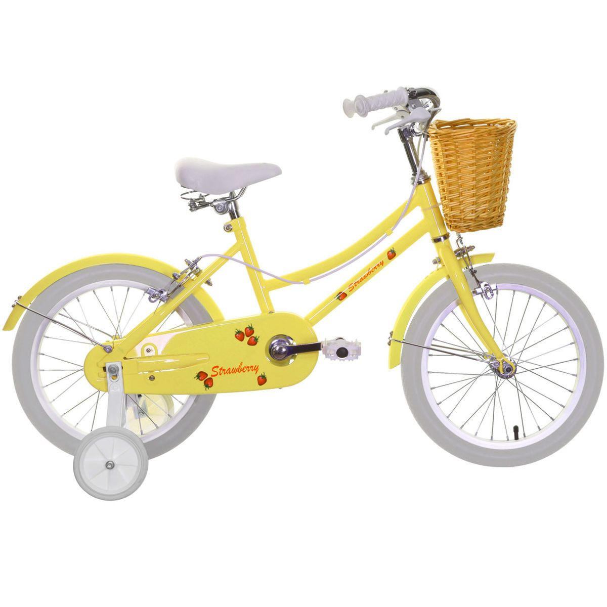 Bobbin Strawberry 14 2014 Kids Bikes Under 7 Kids Bike Bike Retro Kids