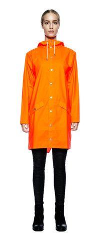 Long Jacket - Orange