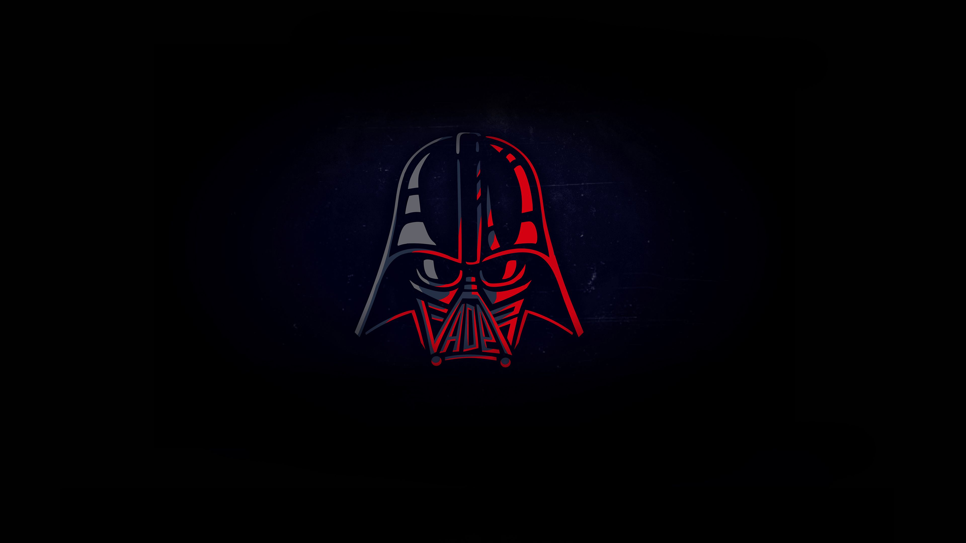 Darth Vader Minimal 4k Star Wars Wallpapers Minimalist Wallpapers Minimalism Wallpapers Hd Wa Darth Vader Wallpaper Star Wars Wallpaper Star Wars Background