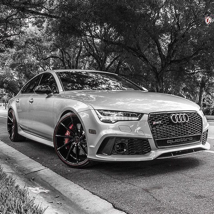 Feeling the beast mode? Audi RS7 //// infamous_rs7
