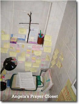 Prayer Closet Ideas   Google Search