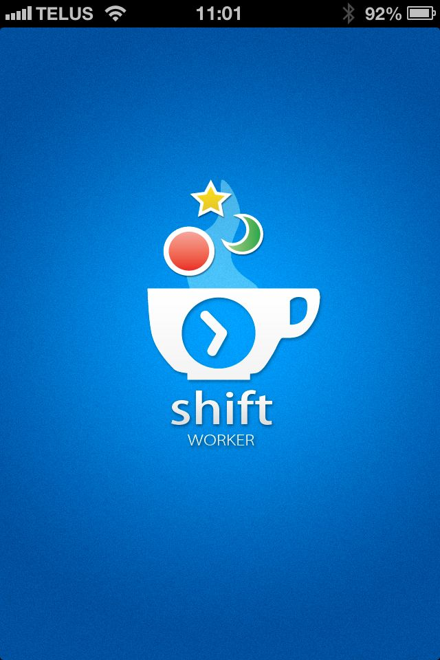 If You Work Shift Work This App Is Very Helpful Much Easier That