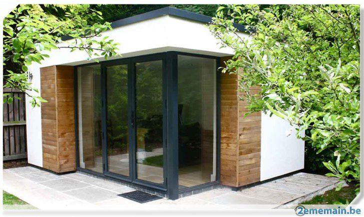 Extension Au Design Soigné De 20m2 (ou Sur Mesure) à Installer Dans Votre  Jardin