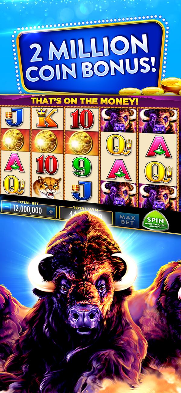 Heart Of Vegas Slots Casino On The App Store Heart Of Vegas