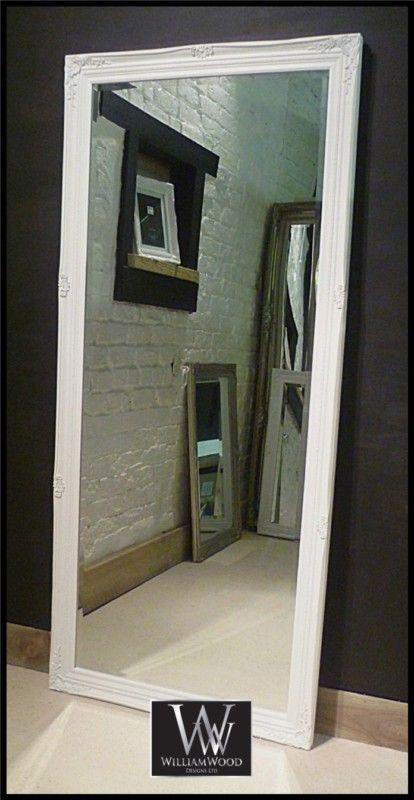 Full length mirror bedroom hall stairs landing for Full length bedroom mirror