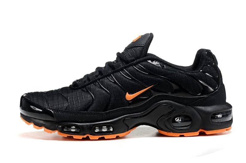 Nike Air Max TN Mens Shoes Orange Black 2004
