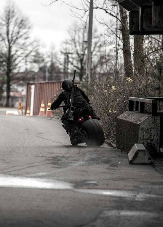 Motorcycle Drifting, The most insane drifting you will ever watch.  Follow the link, this is mental.