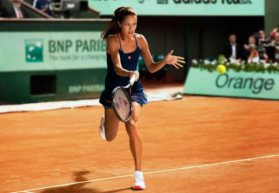Sports Le Book Ana Ivanovic Tennis Workout Tennis Players Female