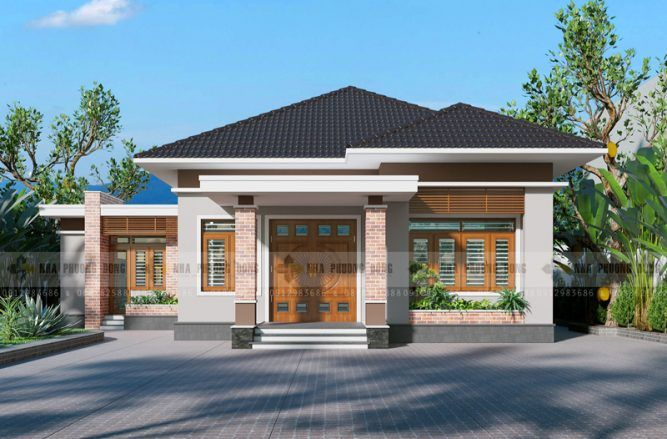 Small Contemporary House Design Front View In 2019 Spanish