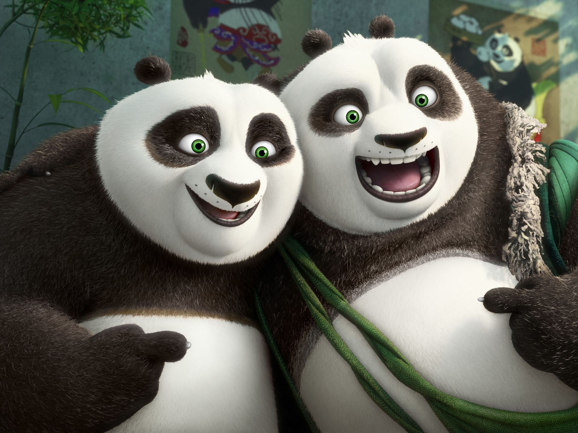 Kung fu panda iphone wallpaper - Kung Fu Panda Images Reveal Pos Family Reunion Collider 1920 815 Kung Fu Panda 3 Wallpapers 39 Wallpapers Adorable Wallpapers Desktop Pinterest