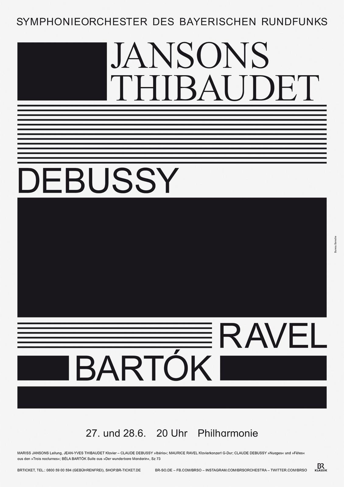 Instant Classic Bureau Borsche S Typographic Posters For Br