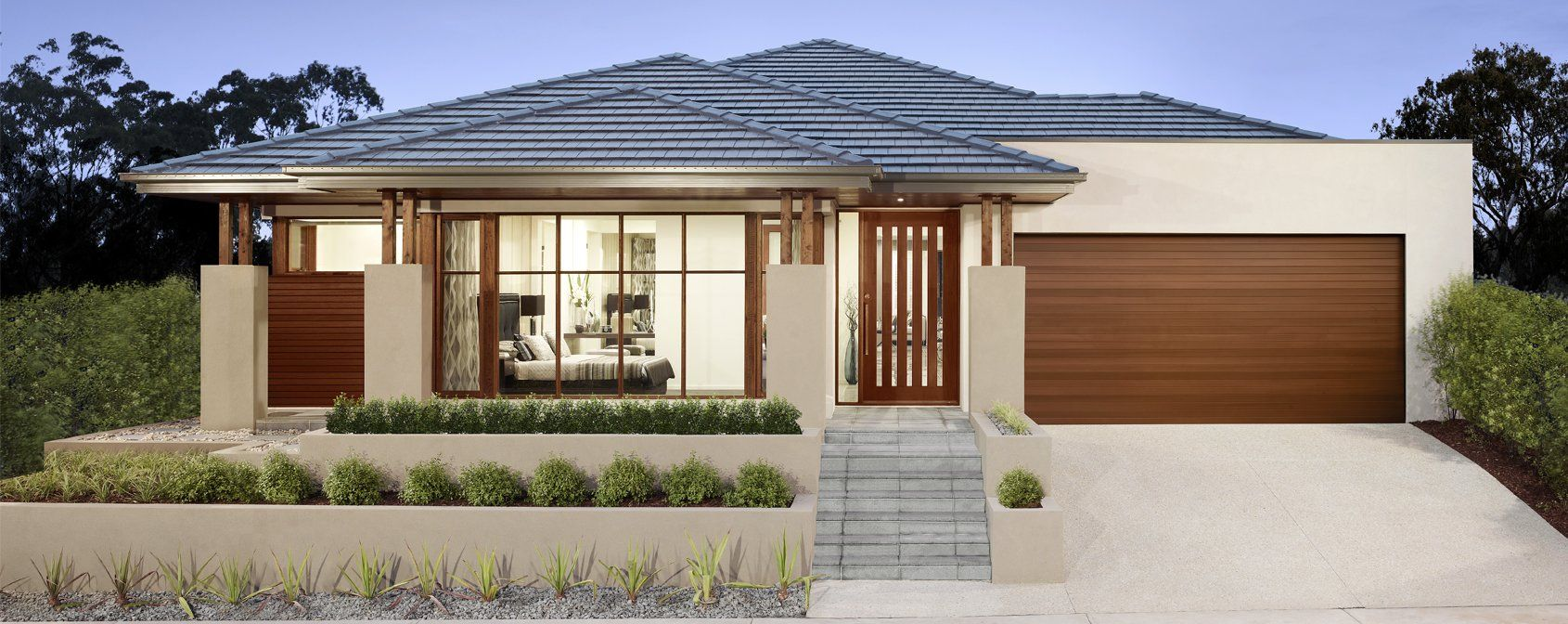 Contemporary Home Design Modern Floor Plans Bohemia Mojo