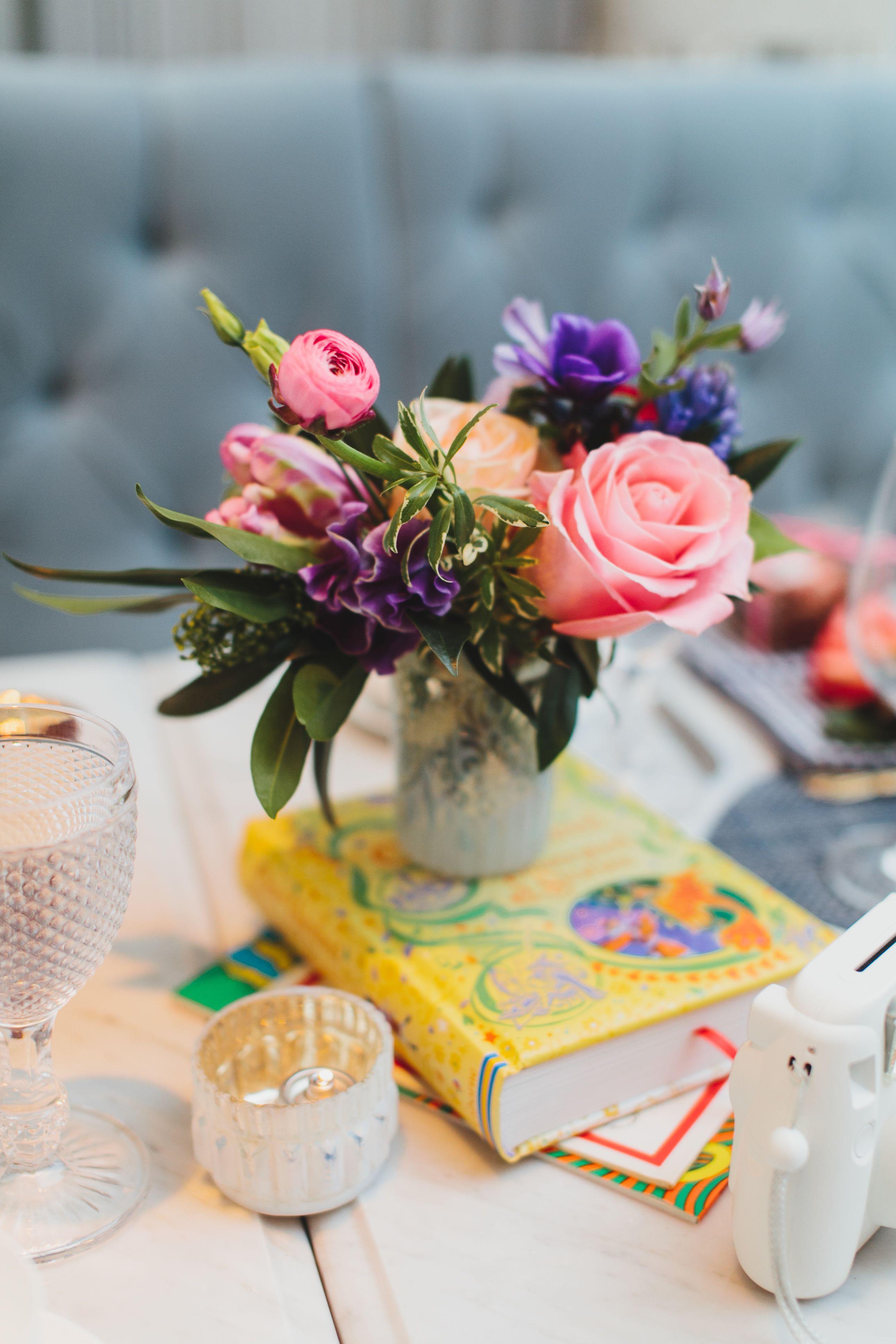 Photography : Mango Studios | Floral Design : Sweet Woodruff