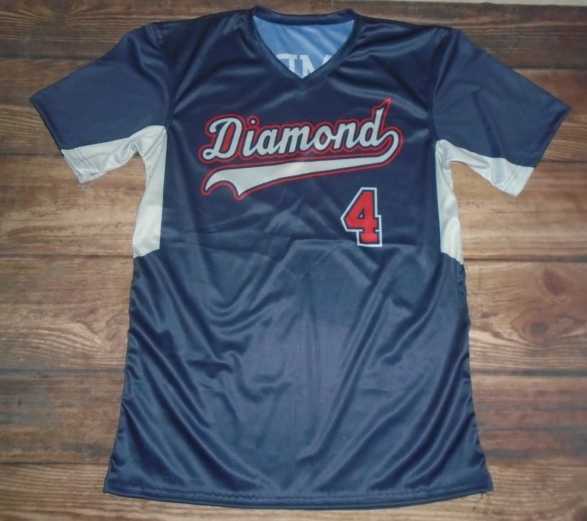 f6c6d662b Take a look at this custom jersey designed by Diamond Baseball and created  at Diamond Sports Training Center and Pro Shop in Sumner