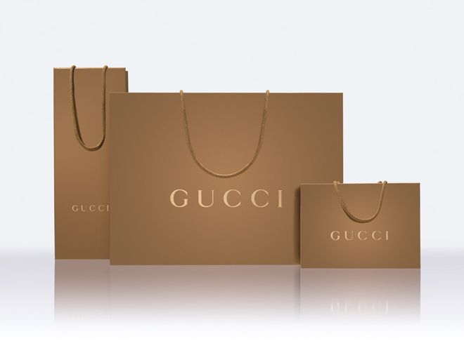 Gucci Eco Friendly Packaging