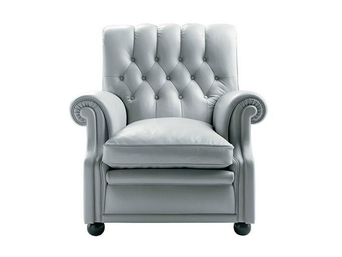 BONNIE Armchair by Poltrona Frau | 上海roma | Pinterest | Tufted ...
