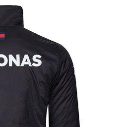 45f77df2b8c Mercedes AMG Petronas 2019 Team Lightweight Padded Jacket   F1   mis ...
