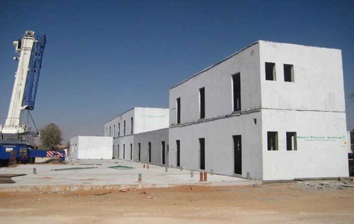 Green Precast Modular Systems And Technologies Modular System Building Systems Modular
