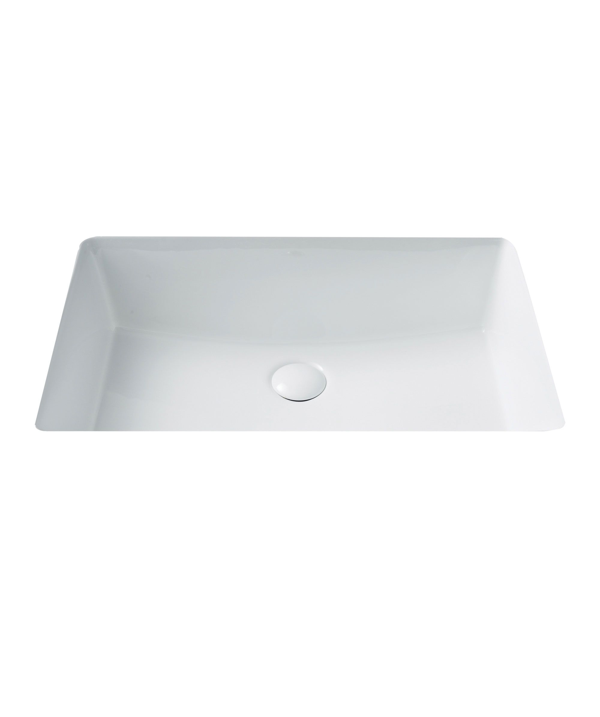 Plati 204 White Seima In 2020 Basin Rectangular Vanity Basin