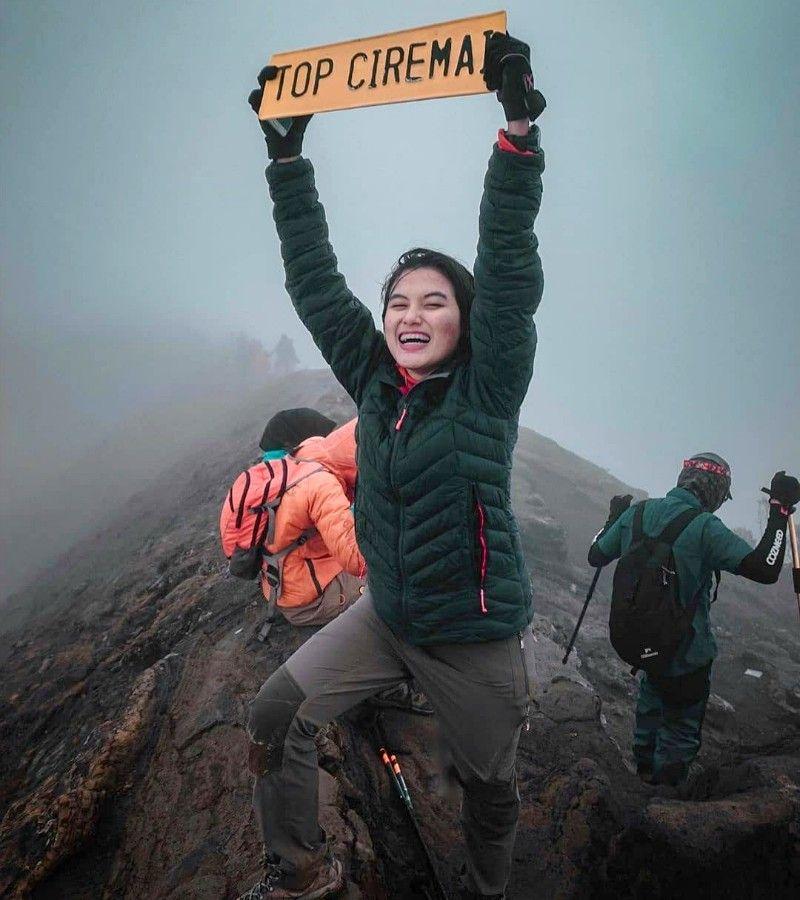Gunung Ciremai Dibuka Tetapi Trekking Cuma Sehari Saja Trekking Gunung Taman Nasional