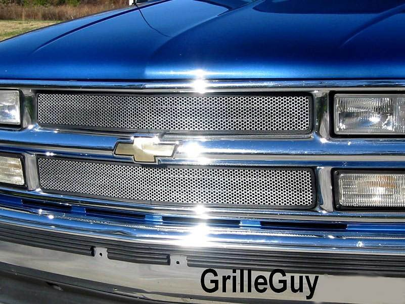 Chevy Silverado Truck Grille 94 95 96 97 98 Grill Chevy Trucks Silverado Truck Grilles Silverado Truck