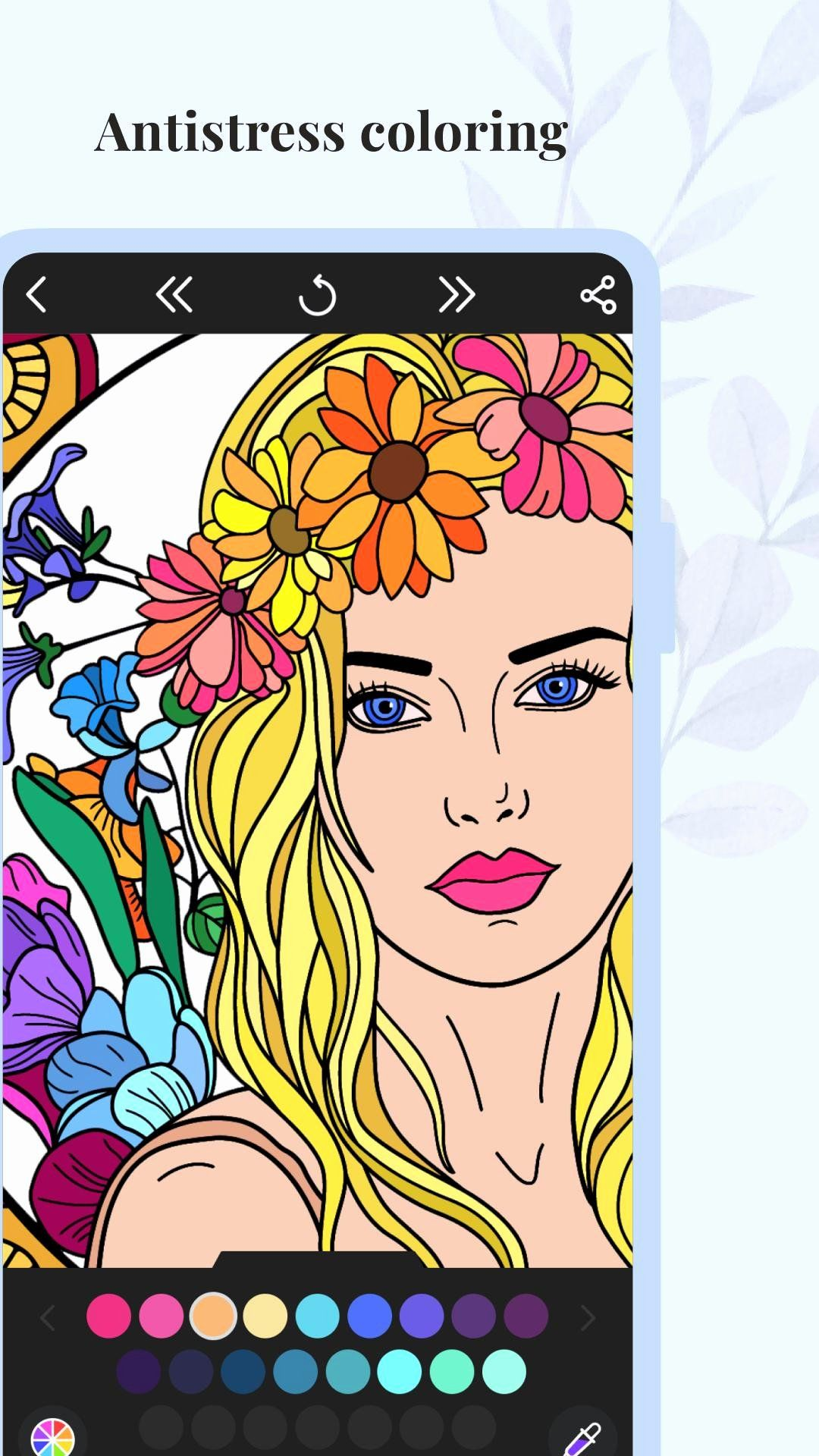 Coloring Book For Me And Mandala Unique Coloring Book For Me Mandala Antistress For Android In 2020 Coloring Books Halloween Coloring Book Mandala