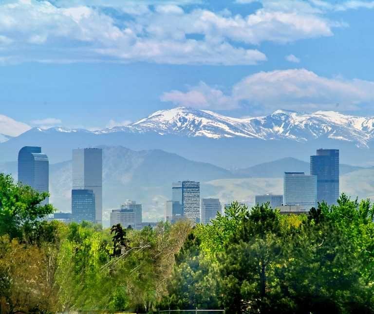 Denver Colorado Tourist Vacation Information Visit Denver Places To Travel Visit Denver
