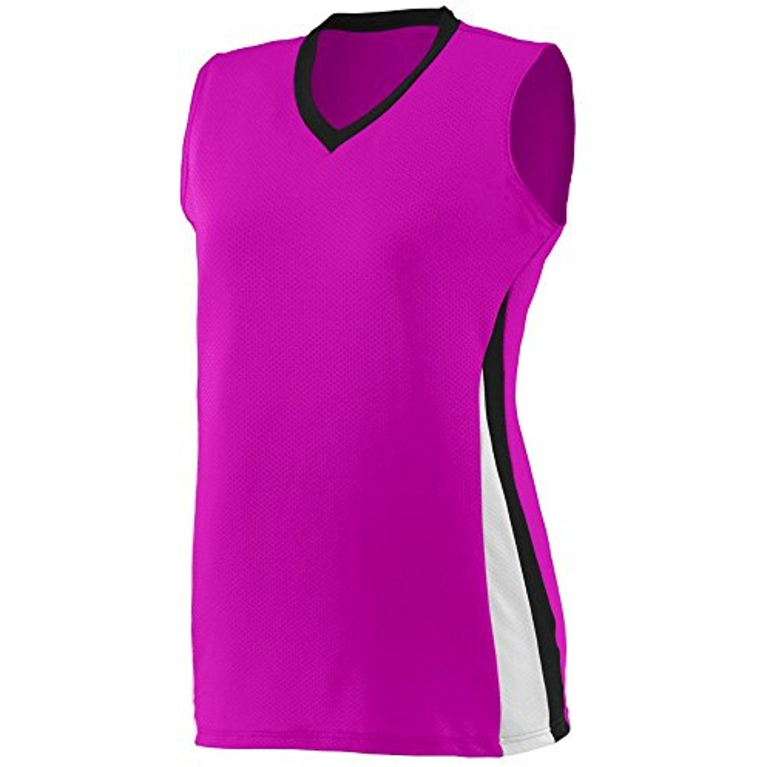 Augusta Sportswear Girls Tornado Jersey Want To Know More Click On The Image This Is An Affiliat Augusta Sportswear Athletic Tank Tops Sportswear Women