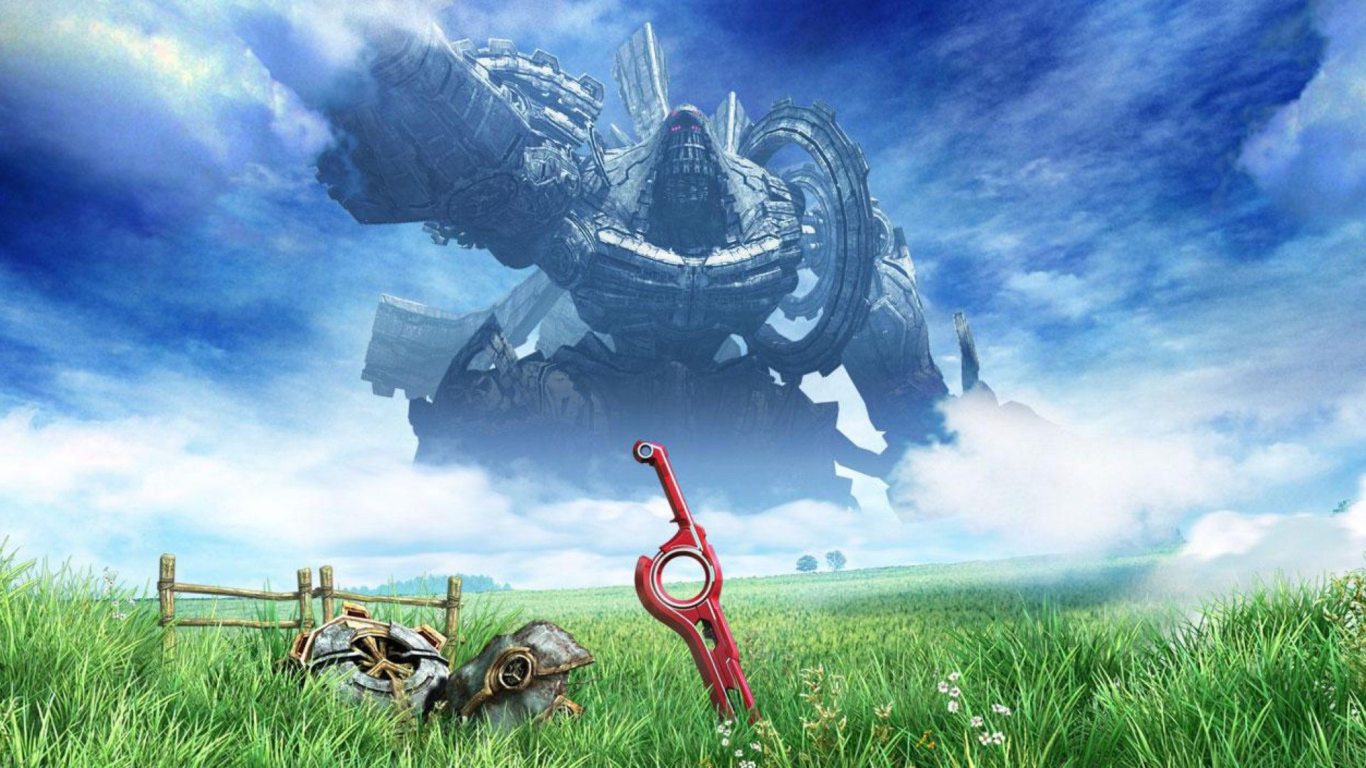 Xenoblade Chronicles Wallpaper 1920x1080 For 1080p Juegos