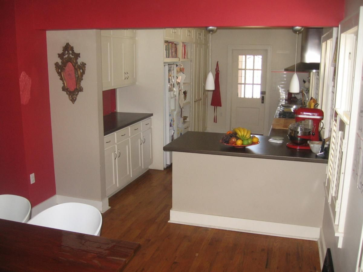 Layout possibility? Kitchen in a 1920 Cape Cod Style ...