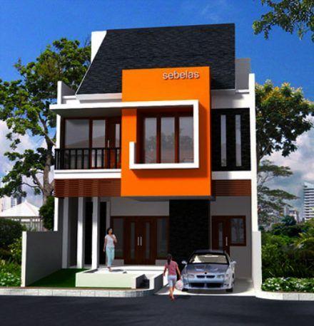 Ventanas exteriores de casas modernas buscar con google for Fachadas exteriores de casas de dos plantas