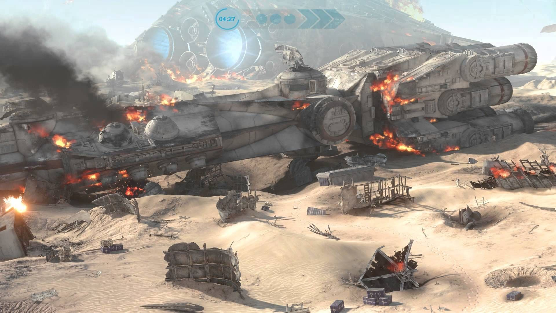 star wars the battle of jakku | star wars: the battle of jakku