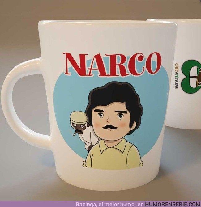4926 - Pues sí que ha cambiado, ¡quiero esta taza!