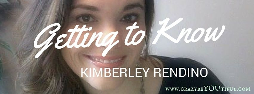 Podcast interview with Kimberly Rendino, get to know her!