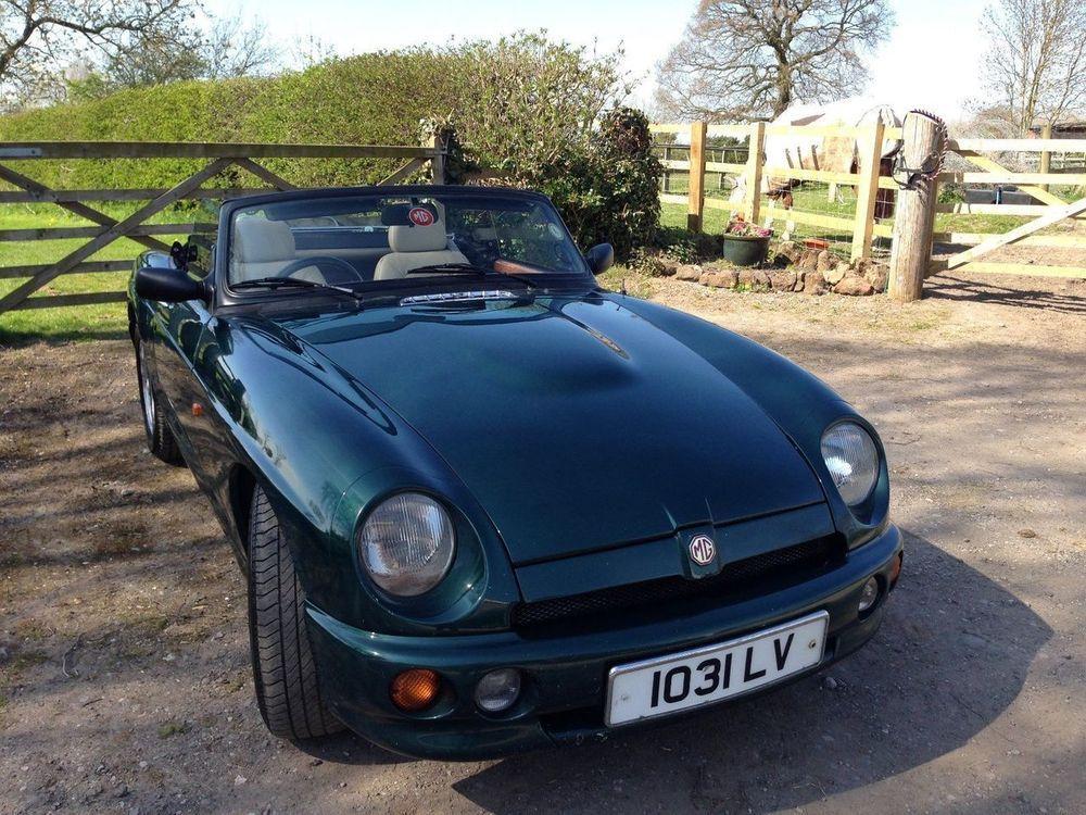 eBay: Classic Car MG RV8 #classicmg #mg #mgoc   UK Classic MG ...