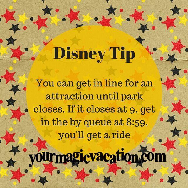 #DisneyTip