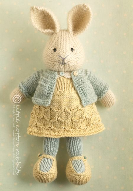 Photo of Clarie #knittedtoys Clarie