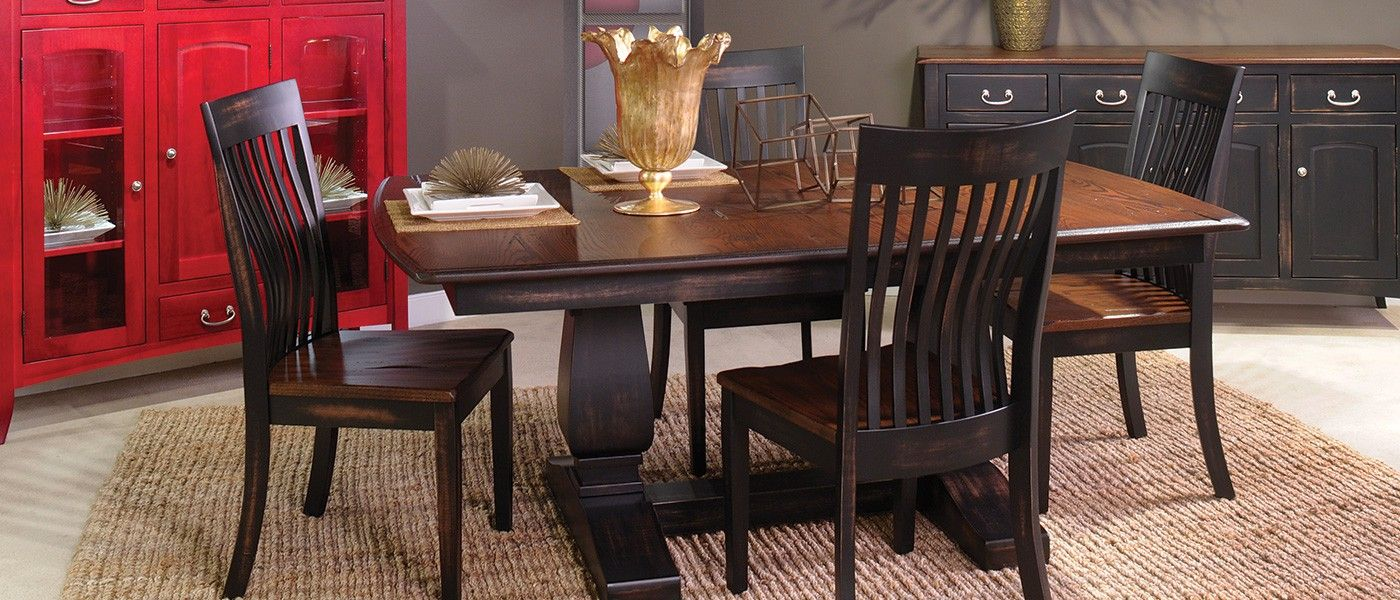 Amish Made Dining And Bedroom Furniture | Country View Woodworking