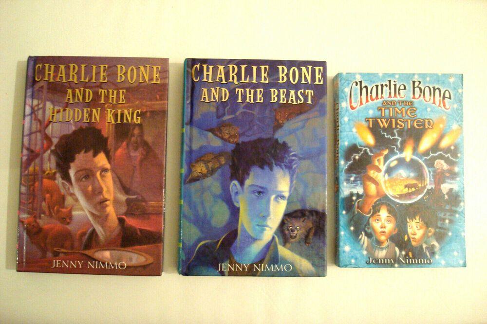 Details about three charlie bone childrens books pback h